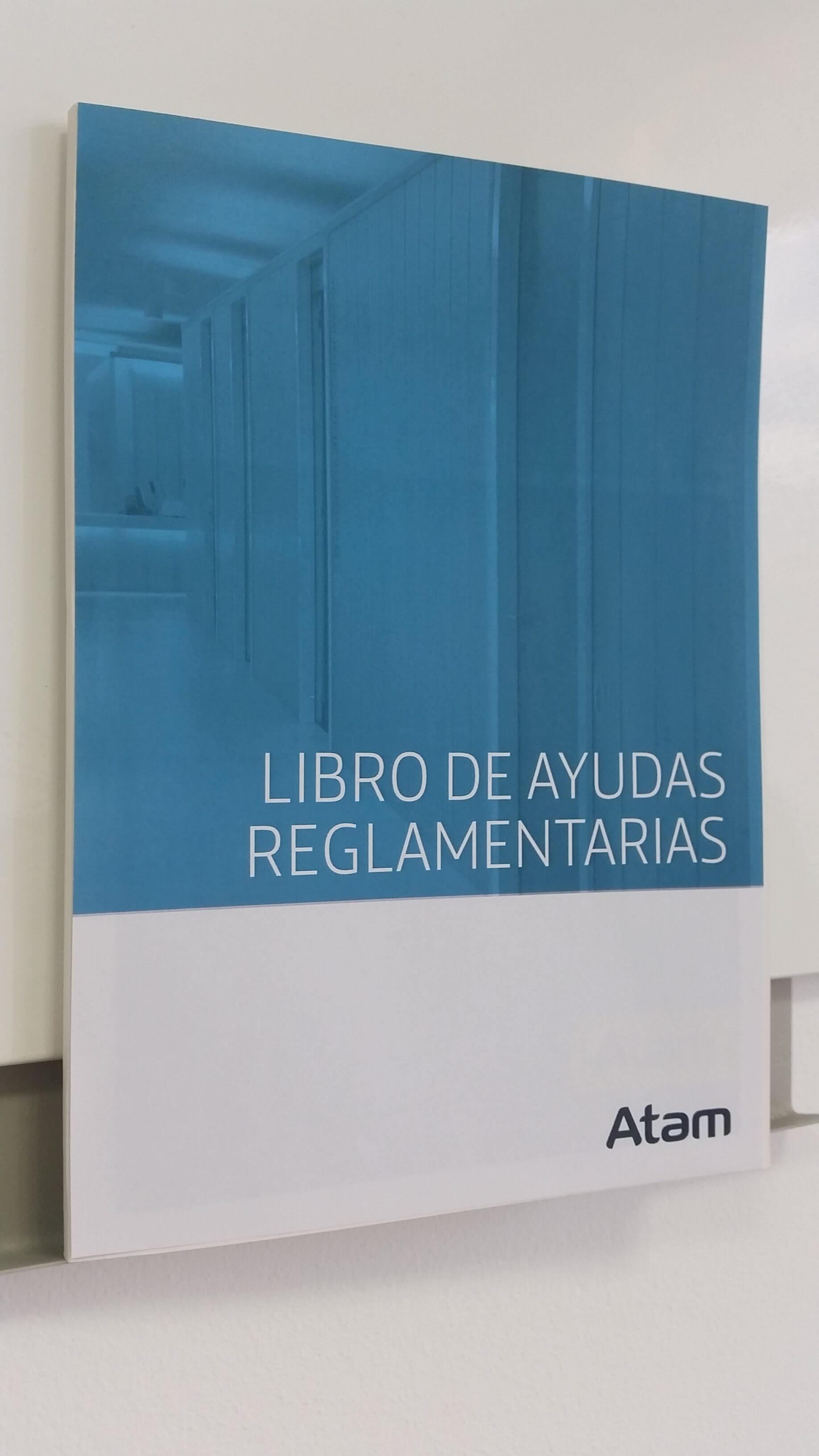 Nuevo Libro De Ayudas Reglamentarias De ATAM