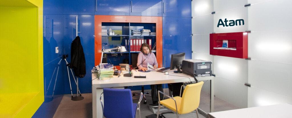 Oficina SAF Distrito Telefónica